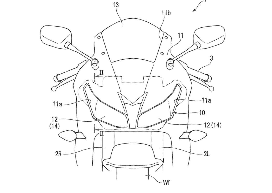 Honda patenta su sistema de crucero inteligente, más discreto