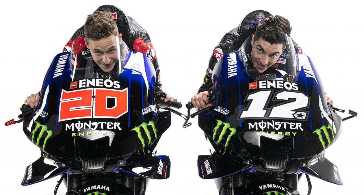 Presentación del equipo Monster Energy Yamaha MotoGP 2021