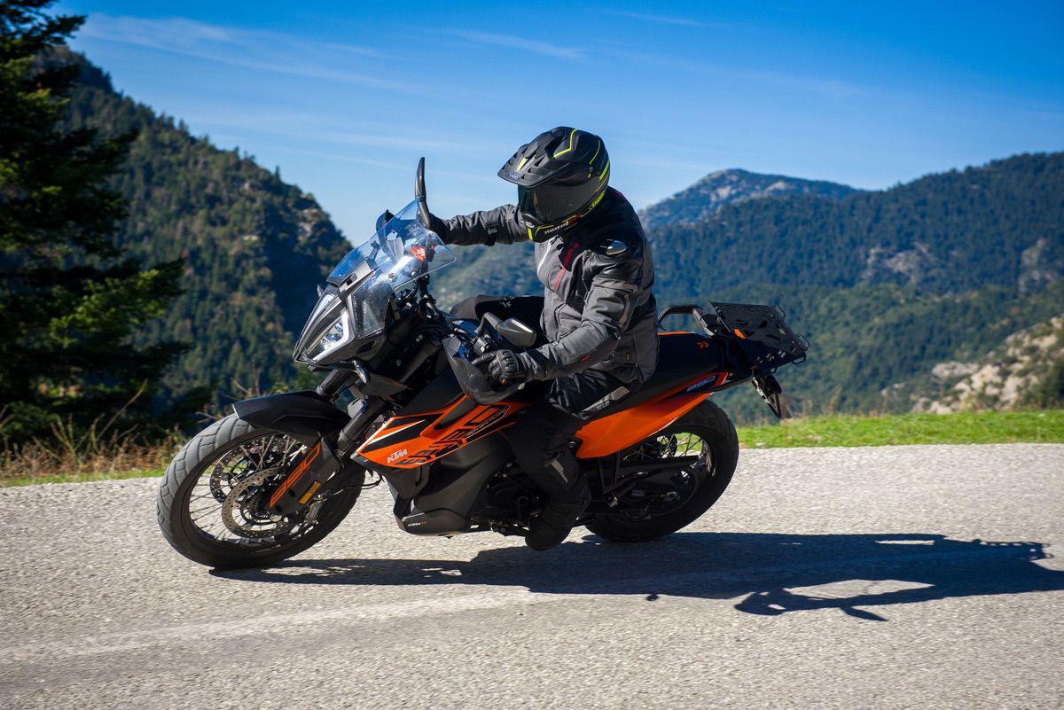 Presentación KTM 890 Adventure: La máquina de viajar