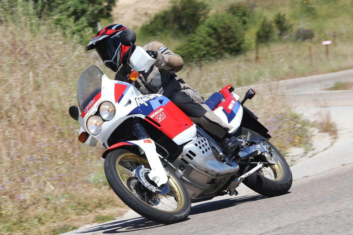 Probar moto segunda mano