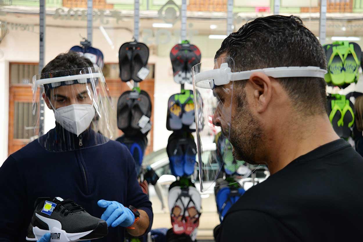Protecciones NZI contra el coronavirus