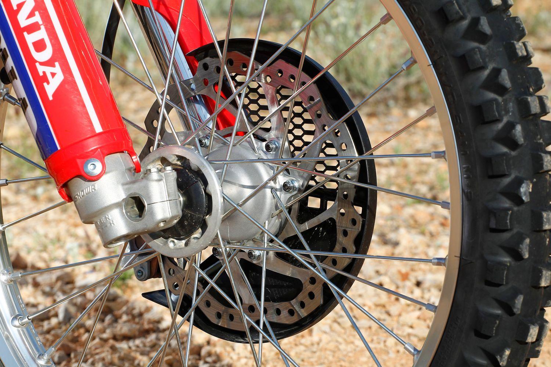 Prueba HONDA CRF 250R Enduro Red Moto: Ataque nipón