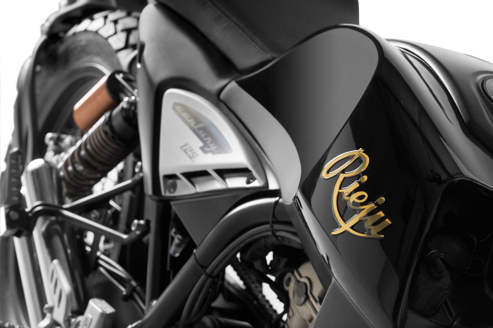 Prueba rieju century 125cc