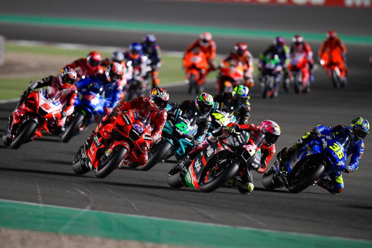 Gran Premio de Doha: Horarios