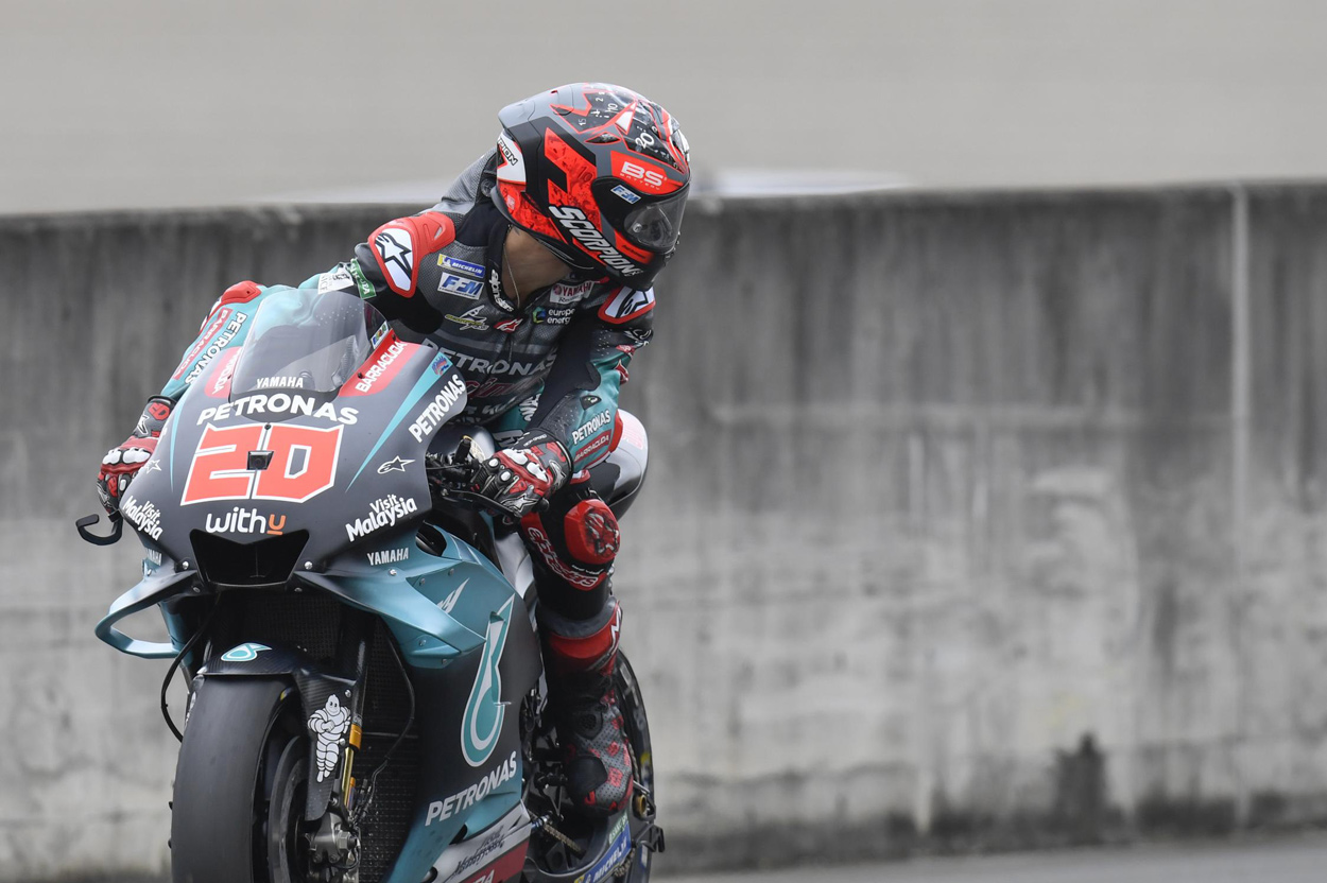 Fabio Quartararo, GP de Japón 2020
