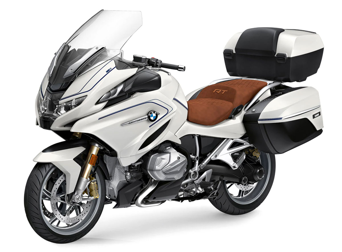 Prueba de la nueva BMW R 1250 RT 2021: la reina del touring se renueva