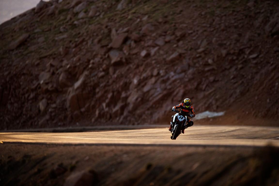 KTM Pikes Peak
