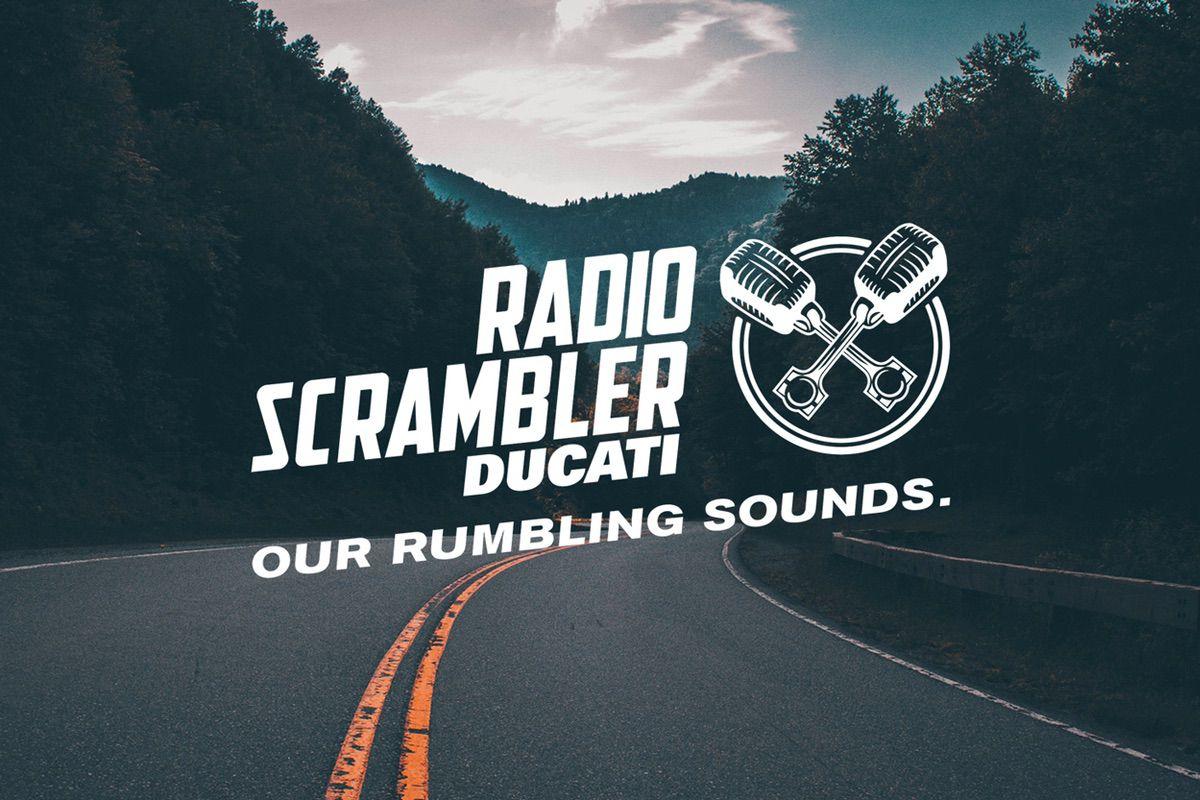 Radio Ducati Scrambler