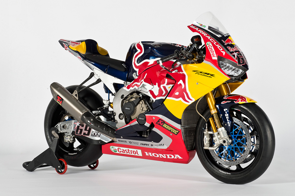 Honda CBR 1000 RR Red Bull Mundial SBK