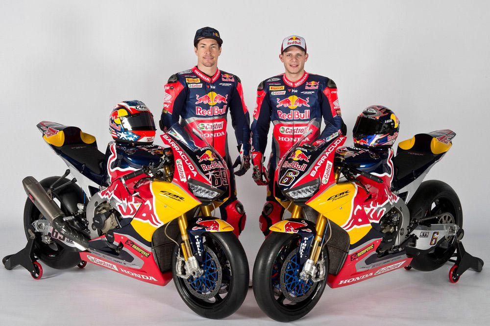 Red Bull Honda SBK