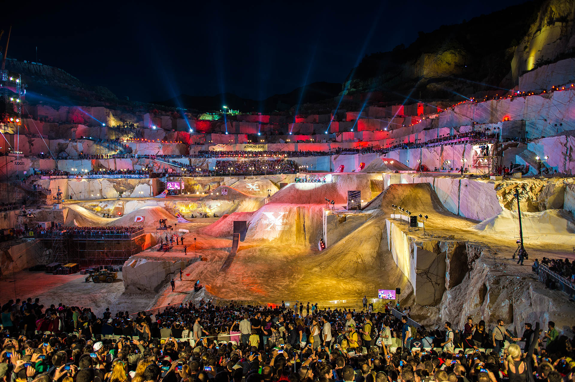 Red Bull X-Fighters Atenas 2015