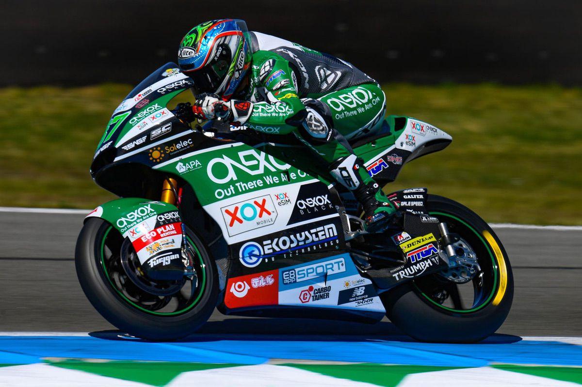 Remy Gardner logró la pole en Moto2 en el GP de Holanda