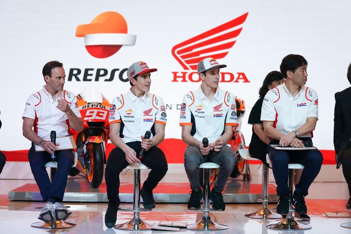 Repsol Honda 2020