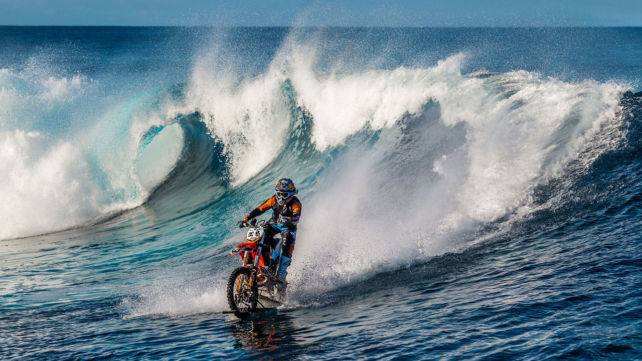 Robbie Maddison Pipe Dream 2