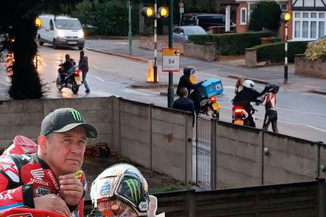 John McGuinness robos motos