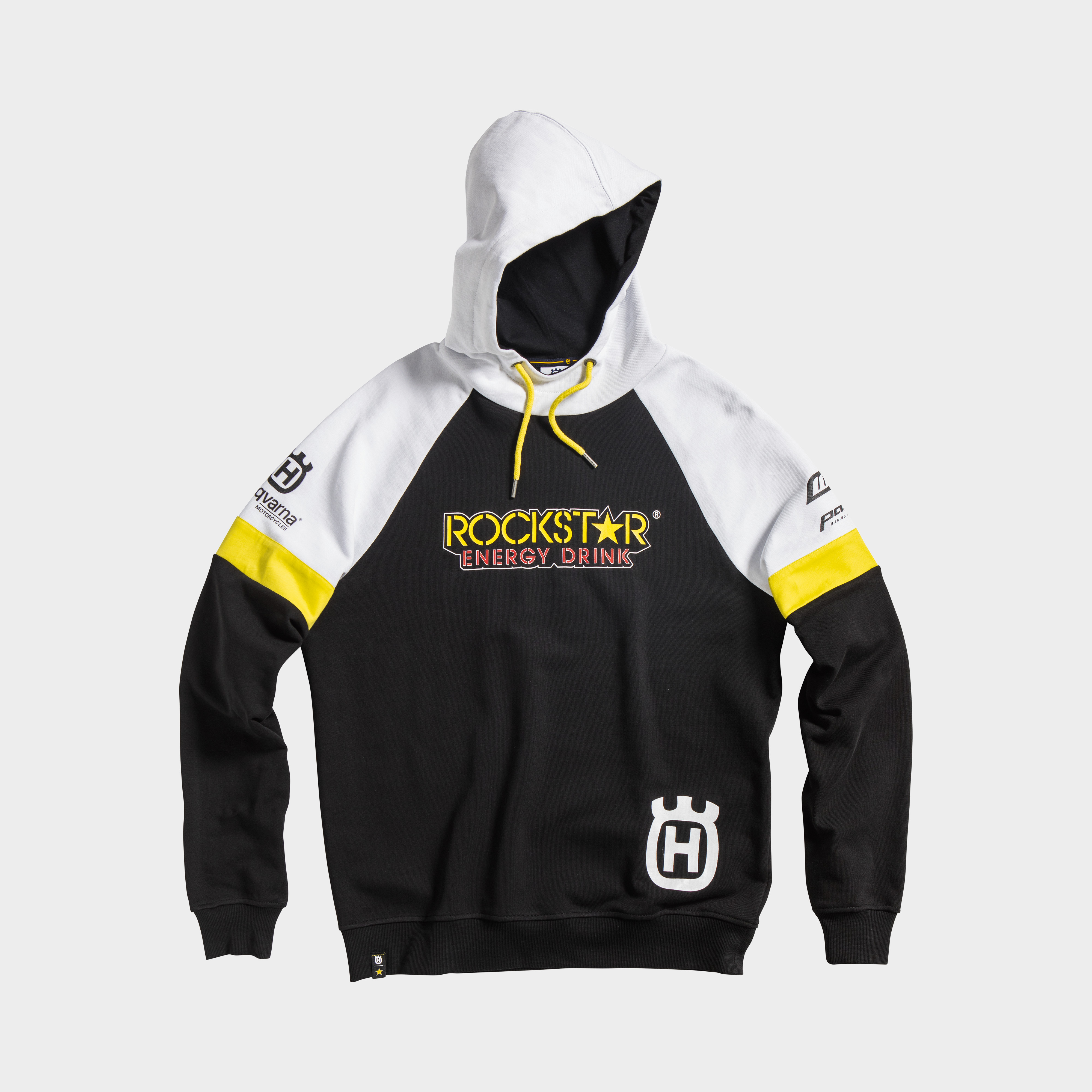 rockstar energy husqvarna factory racing replica collection team hoodie