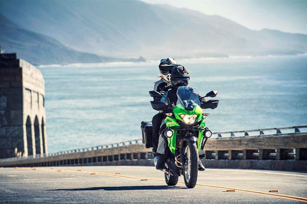 Hacer rodaje a la moto