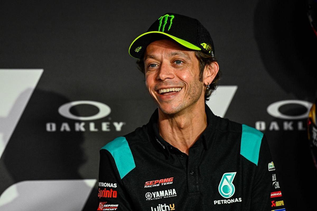 Valentino Rossi se retira