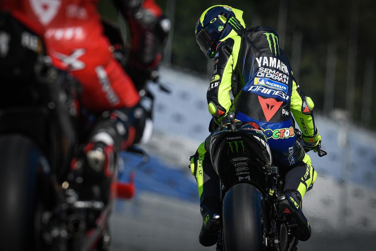 Rossi se retira y Dovizioso a Petronas ¿El mundo está loco?