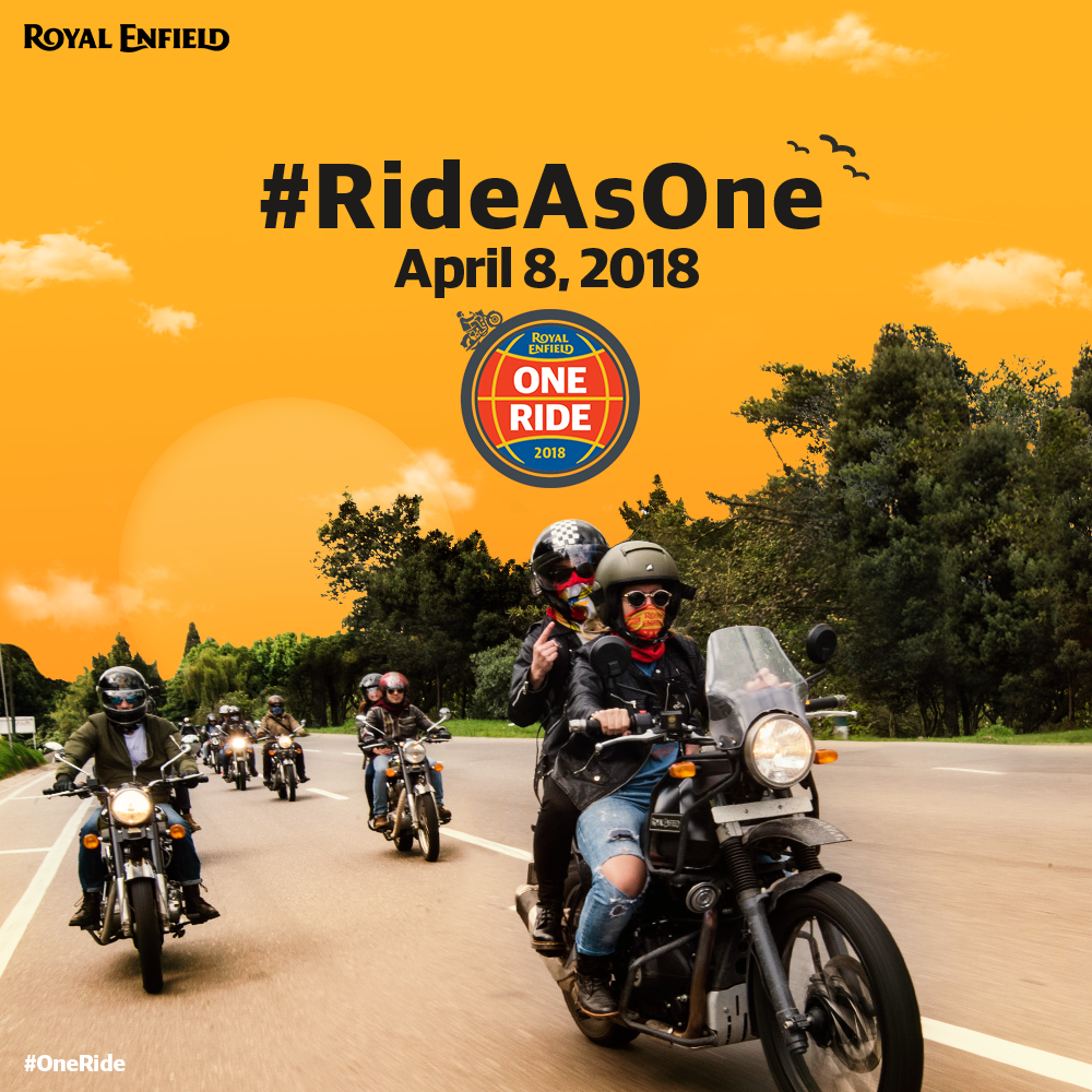 royal enfield one day