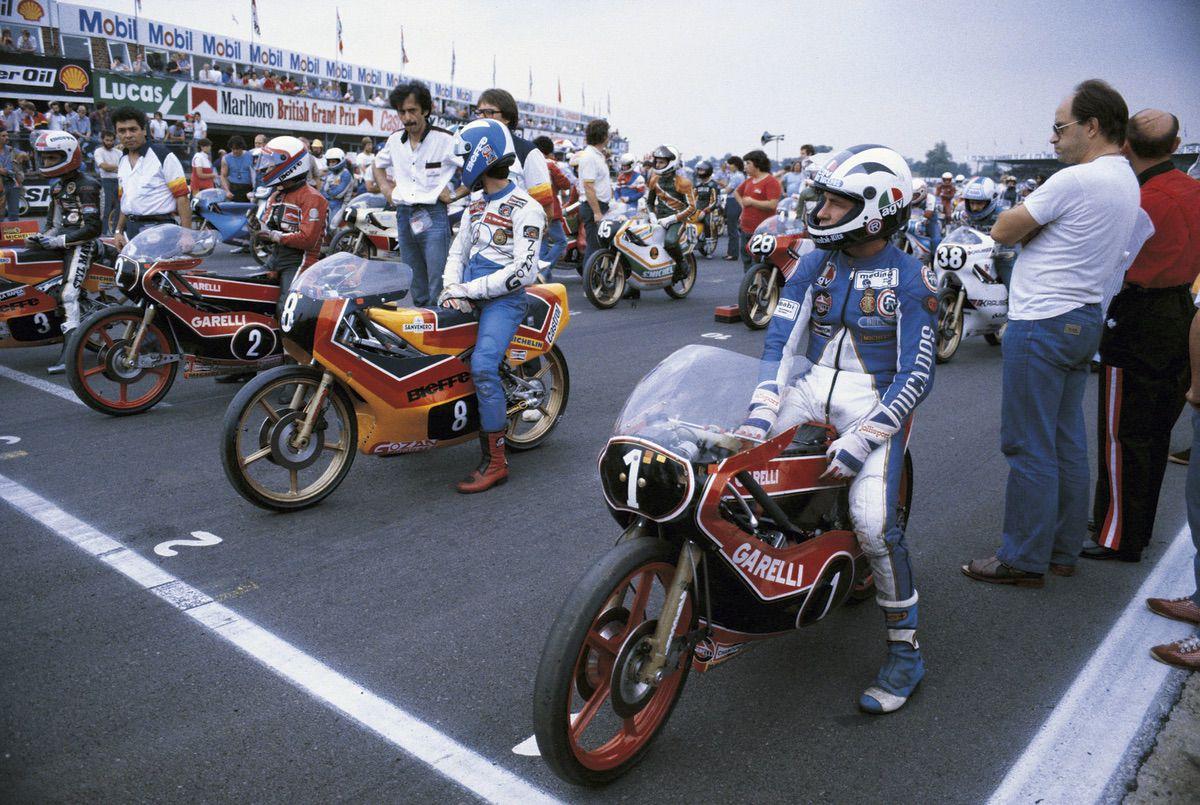 50 años de victorias del motociclismo español