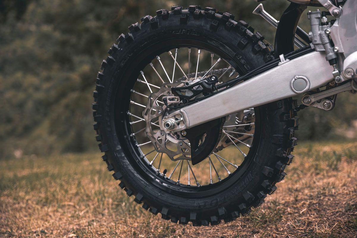 Neumáticos (XE 125)