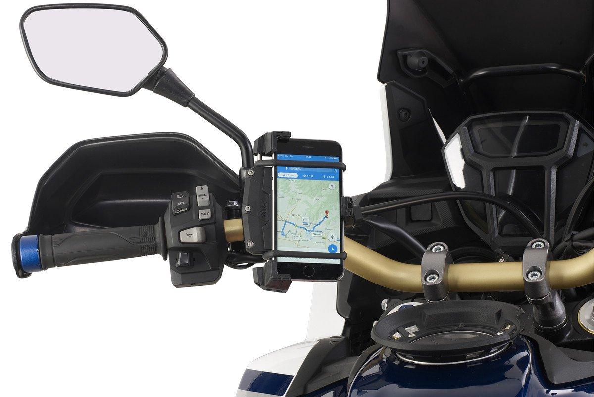 Soportes Givi para llevar el móvil en moto: ¡no lo pierdas!