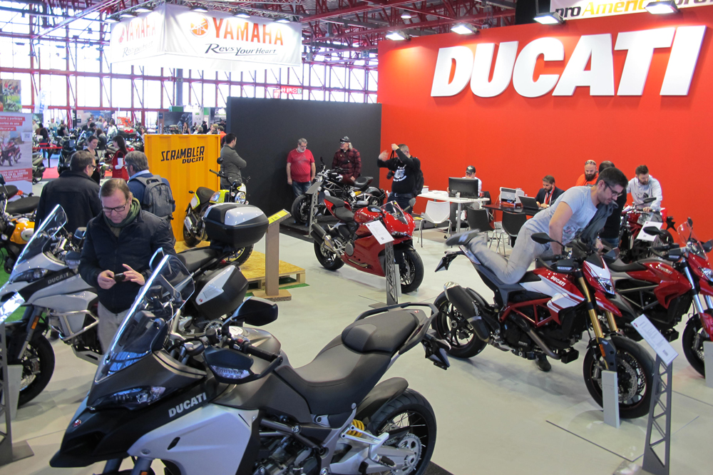 Salon MotoMadrid 2016
