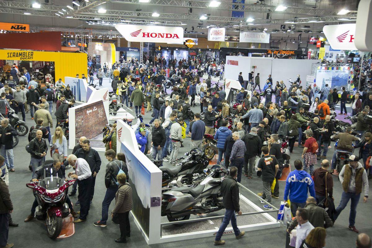 Salón Vive la Moto Madrid 2018