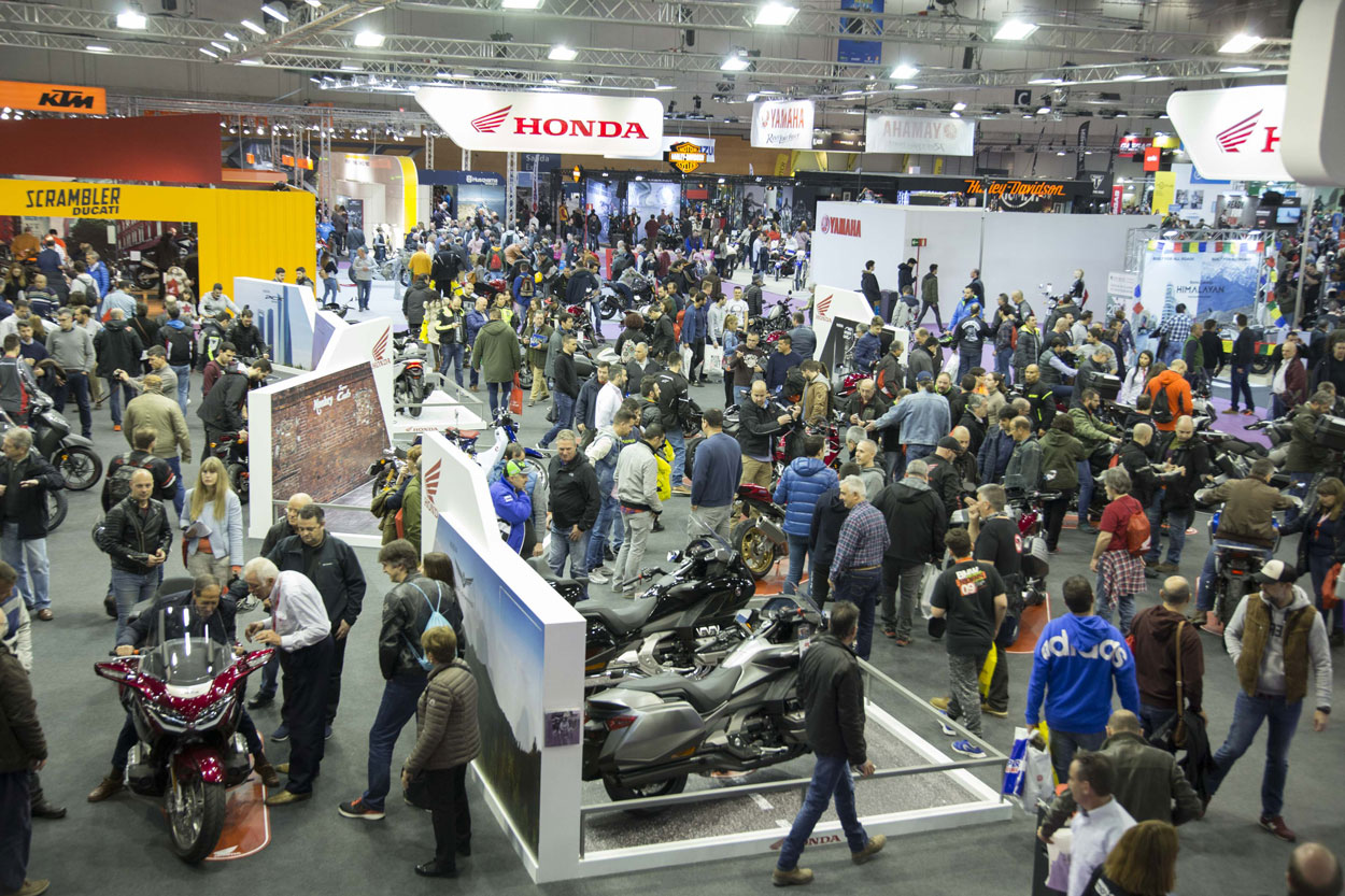 salon vive la moto madrid 2020