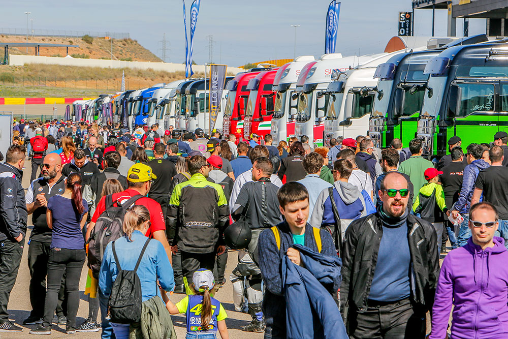 SBK en MotorLand Aragón