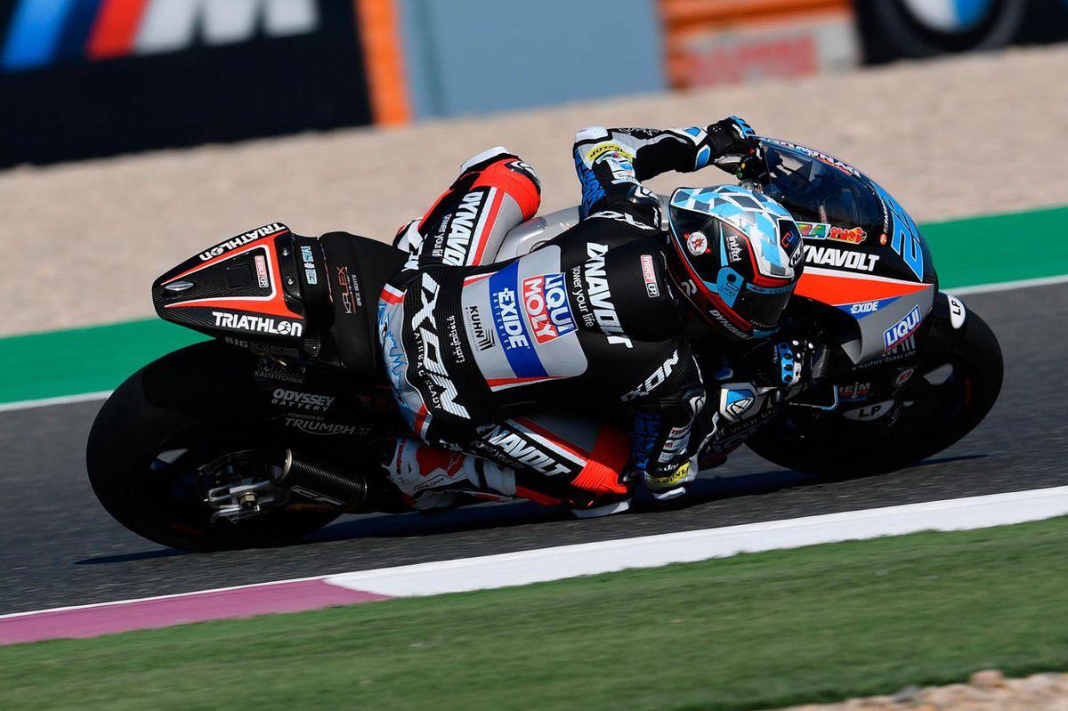Marcel Schrötter logró la pole de Moto2 del GP de Qatar