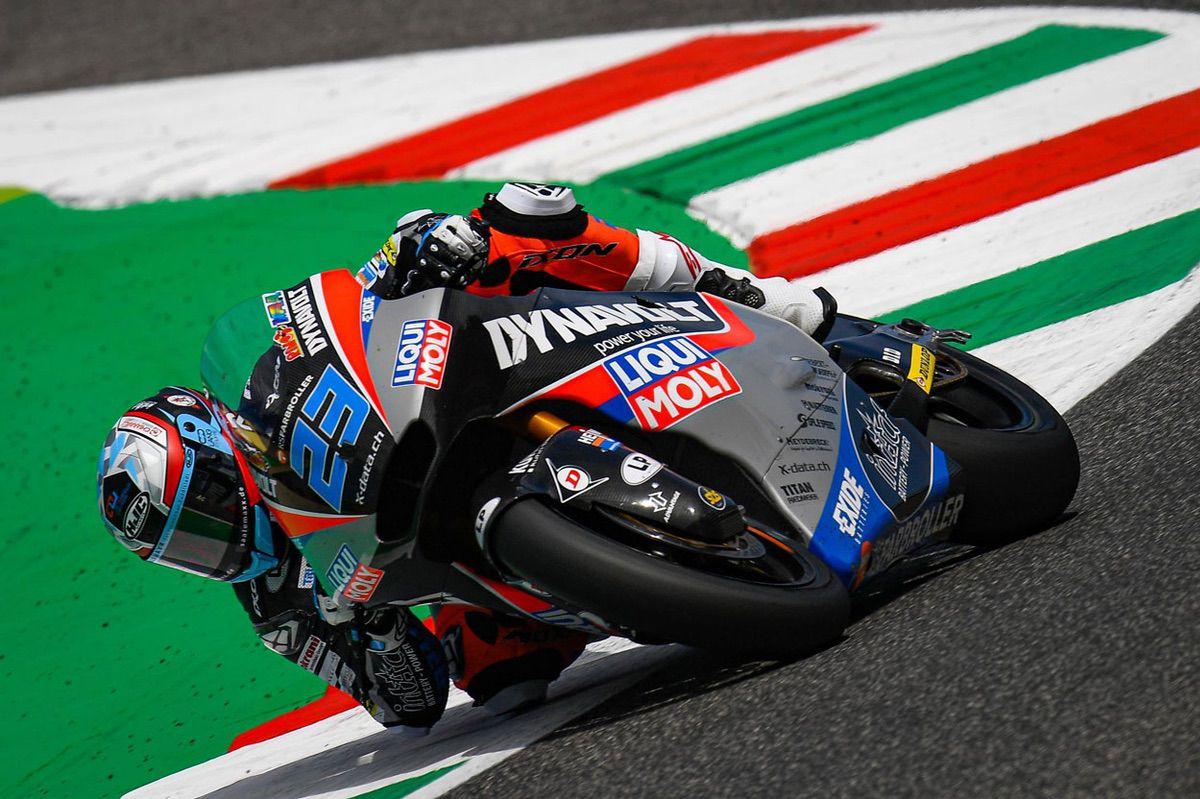 Moto2: Marcel Schrotter consigue la pole en el GP de Italia