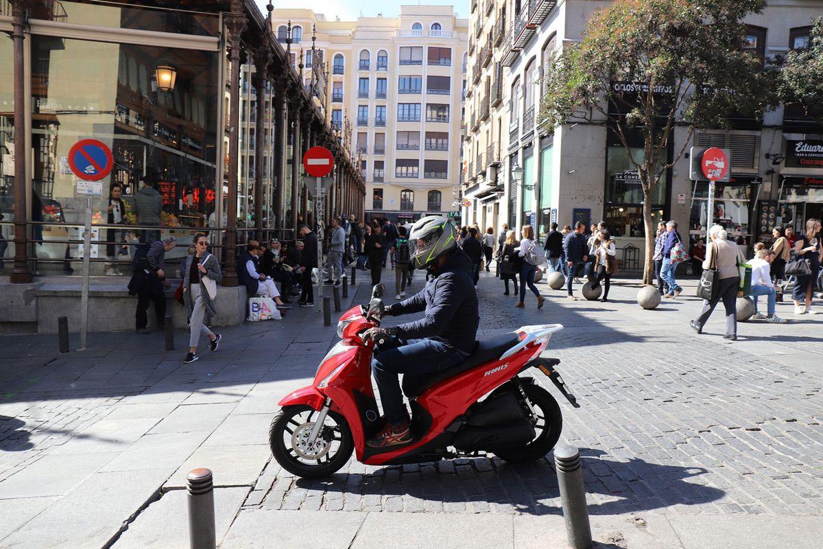 Los scooter urbanos siguen siendo la mejor alternativa para la ciudad