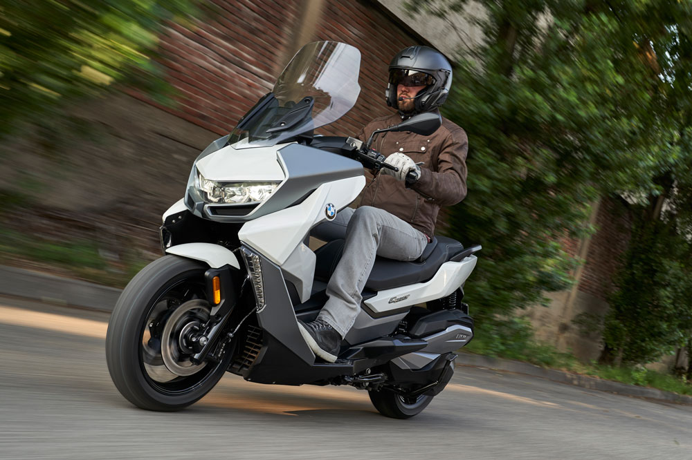 BMW C 400 GT Scooter 2019