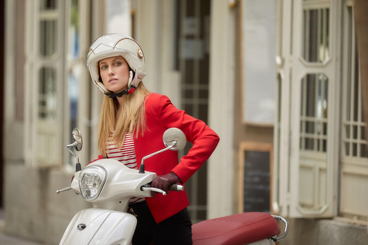 scooter para mujeres