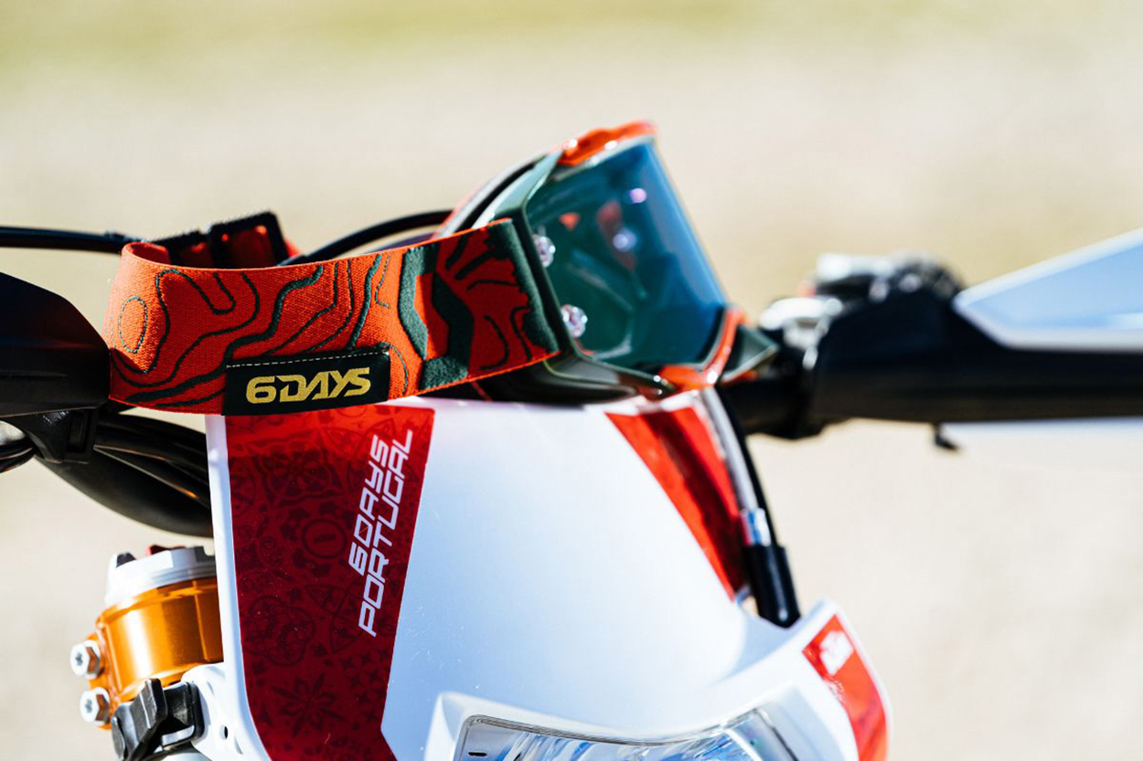 Scott Prospect ISDE 2019 limited Edition