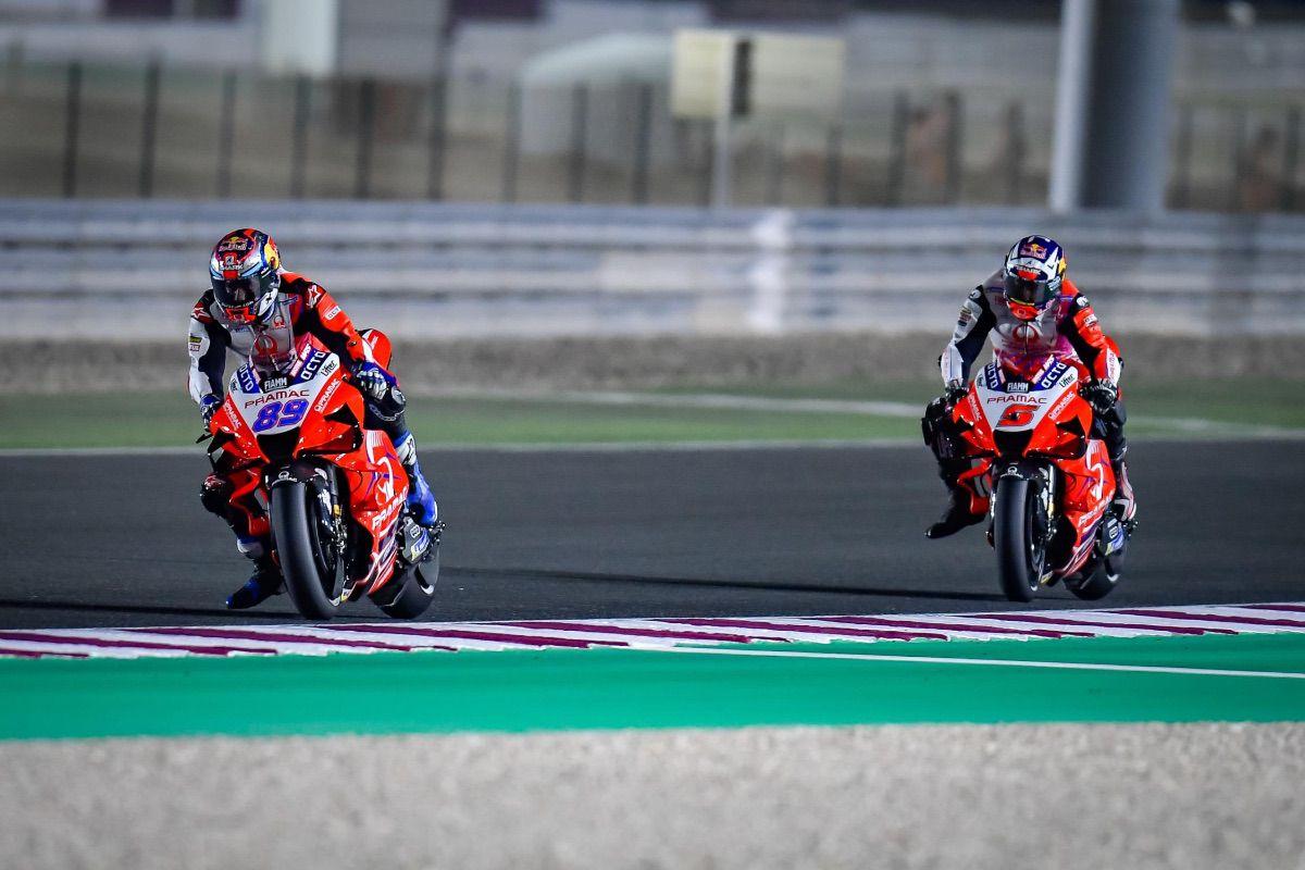 Zarco y Martín renuevan con Pramac Racing para el 2022