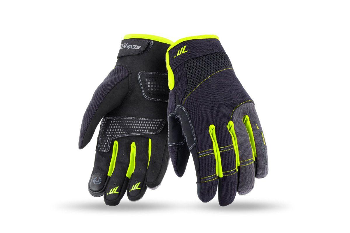 Los nuevos guantes de verano de Seventy Degrees: más ventilados y seguros