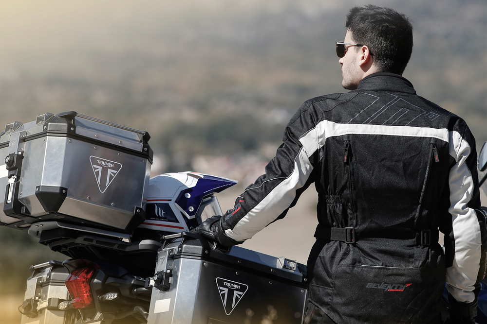Chaquetas de moto