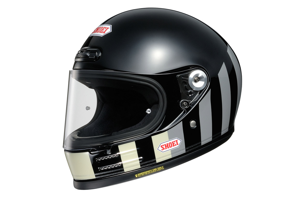 Casco de moto retro Shoei Glamster