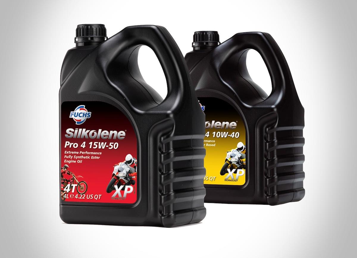 Silkolene aceite
