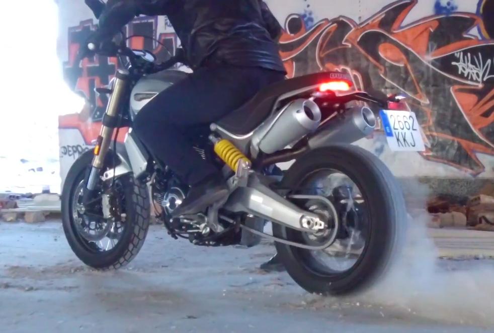 Ducati Venom