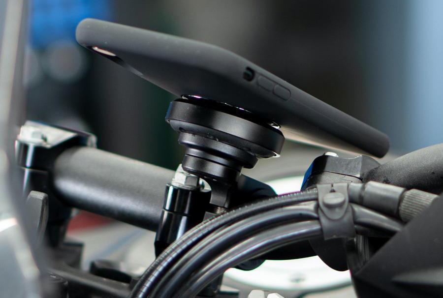 Módulo antivibración SP Connect: los móviles vibran un 60% menos