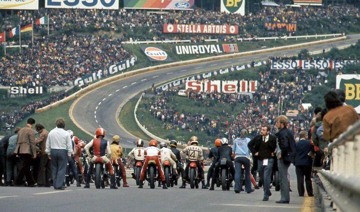 Spa Francochamps MotoGP