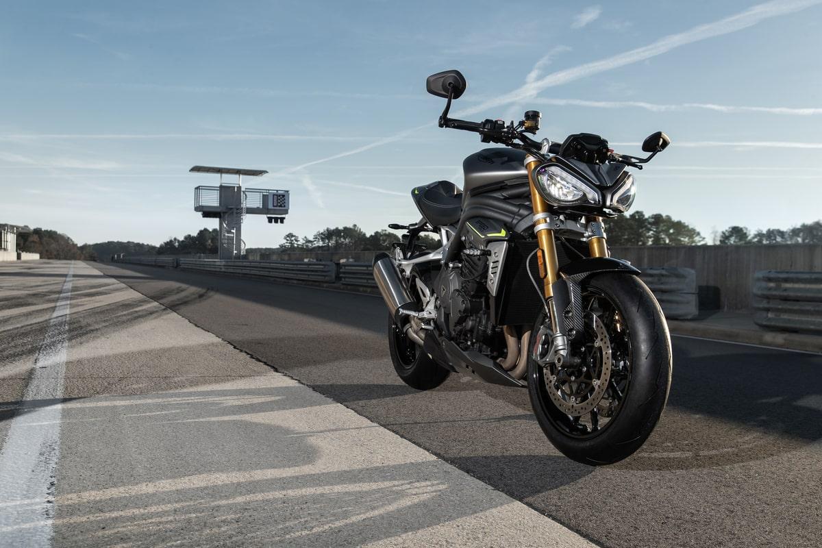 Nueva Triumph Speed Triple 1200 RS: Revolución