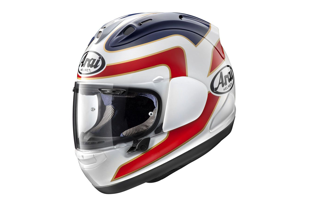 Casco réplica Freddie Spencer