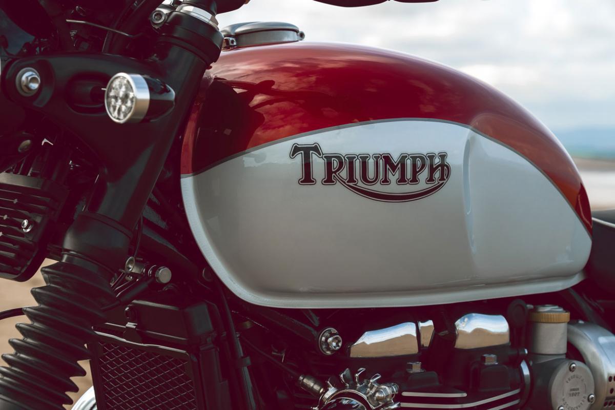 Triumph y Bajaj firman un acuerdo de colaboración