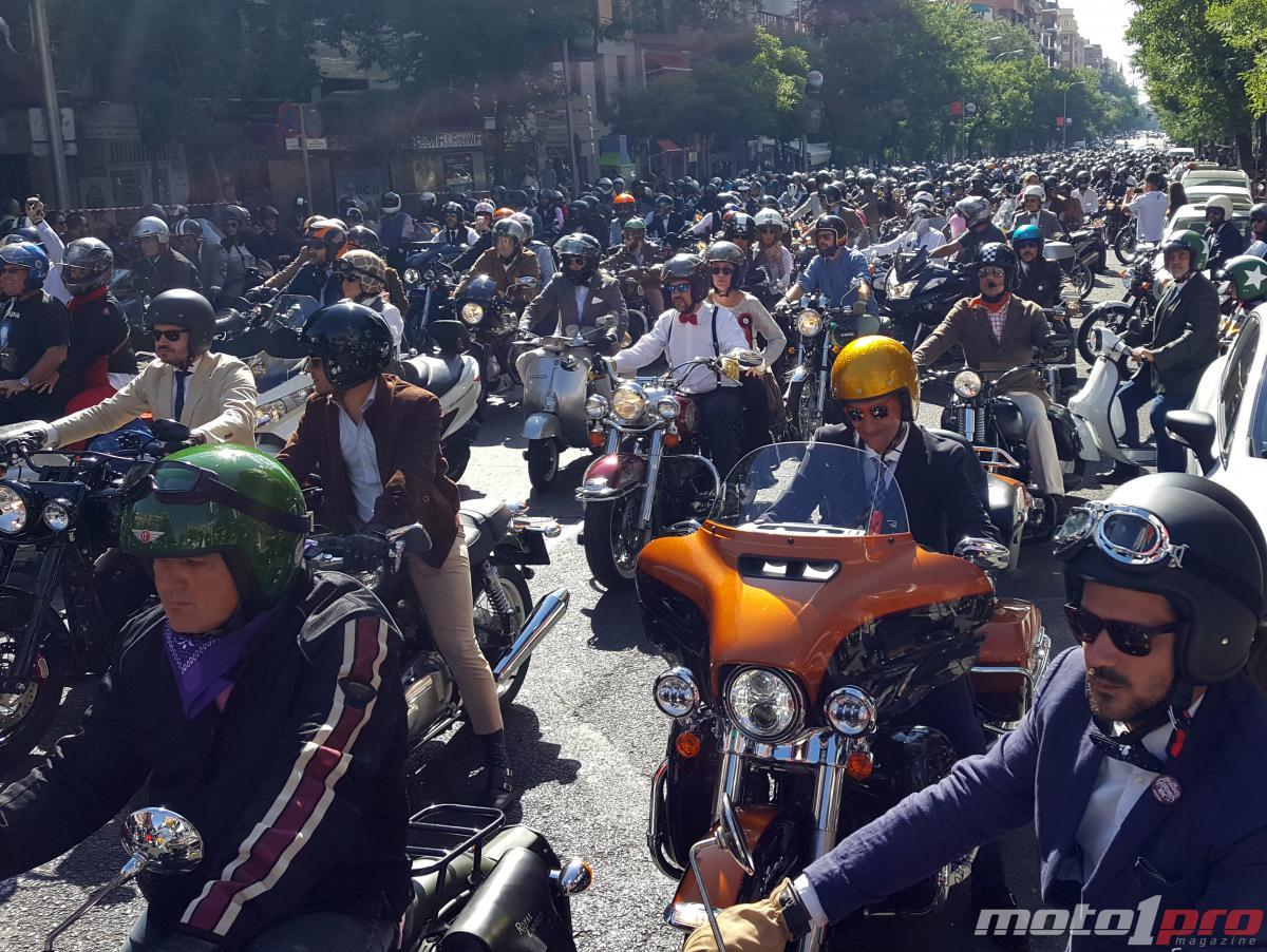 Distinguished Gentleman´s Ride 2016