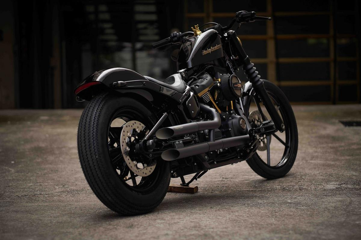 Harley Davidson Battle of Kings 2019